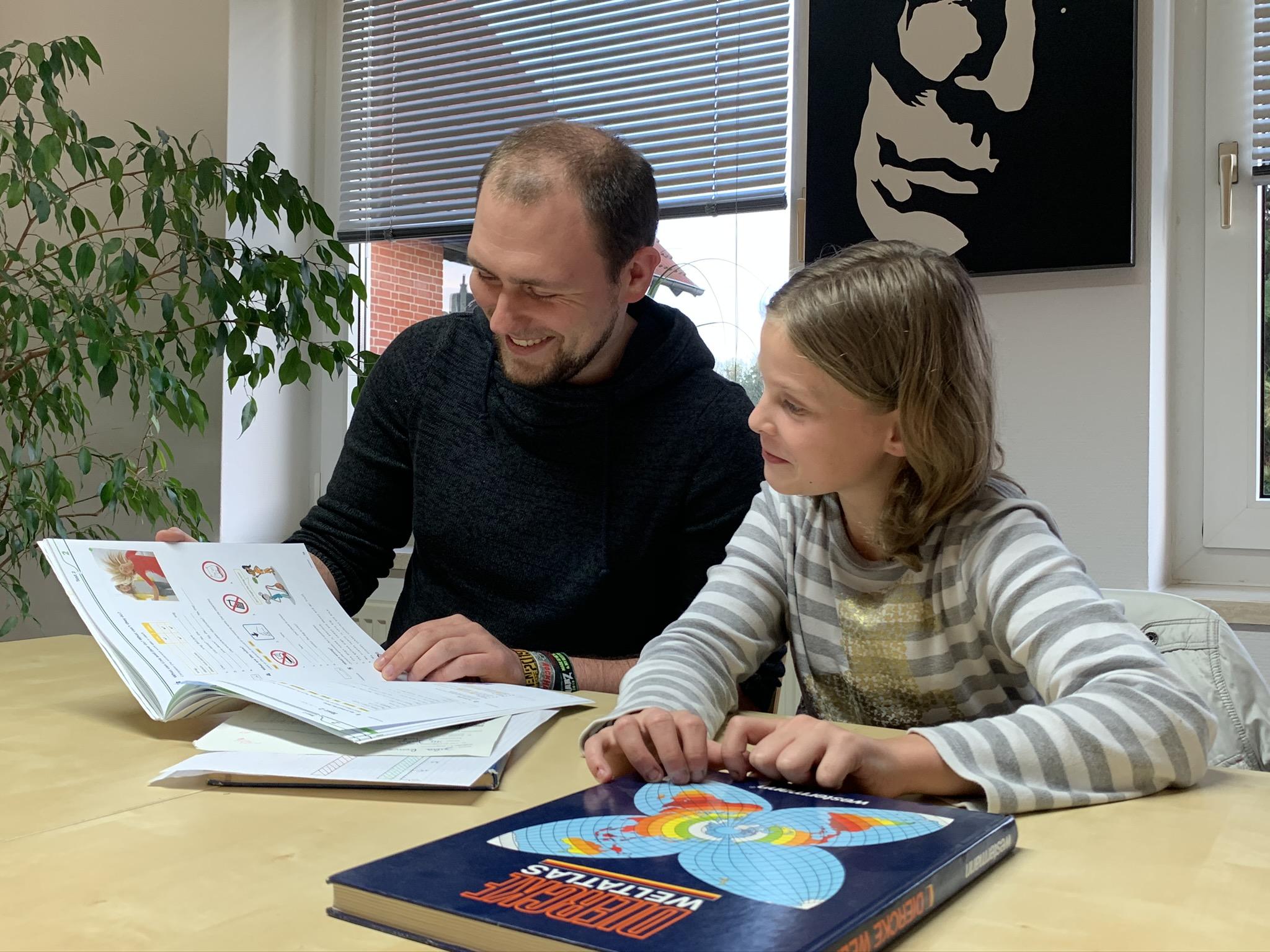Lernen und Nachhilfe mit Spaß in der Quadratwurzel in Rodenberg